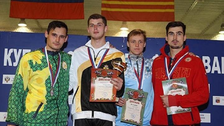 Башкирский фехтовальщик Тимур Сафин взял серебро на Чемпионате мира