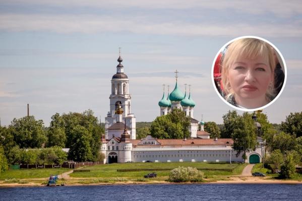 Ярославский депутат выступила против реставрации Толгского монастыря за бюджетные деньги