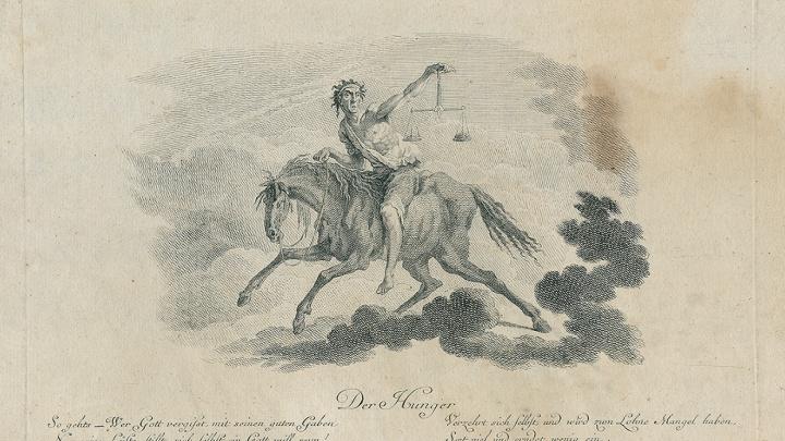 Екатеринбуржцам покажут редкие гравюры XVIII века: разглядываем некоторые из них