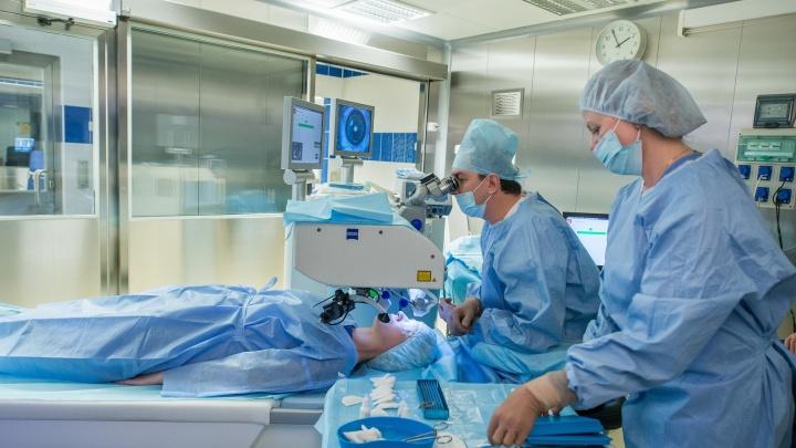 Пациенты из Швейцарии: почему к уральским офтальмологам едут даже из-за рубежа