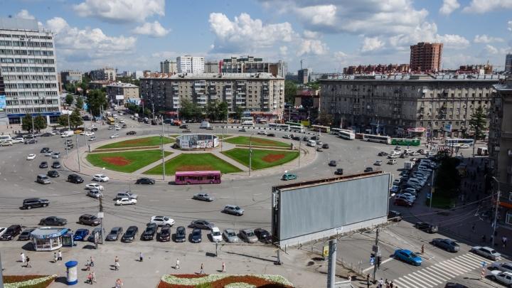 «Город ведь не для машин»: Локоть объяснил запрет парковки на Красном проспекте