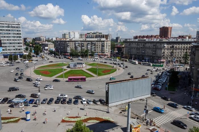 Парковка будет запрещена как на самой площади Калинина, так и на подъездах к ней