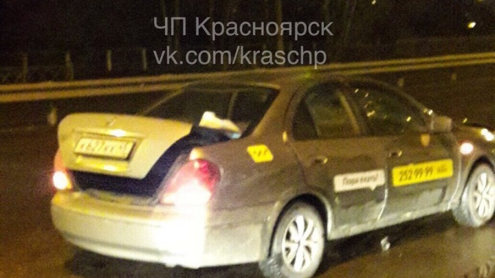 Водитель такси «Максим» задавил мужчину на переходе