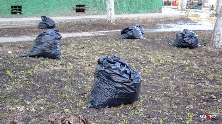 Мусору бой: свыше 220 тысяч самарцев вышли на уборку улиц
