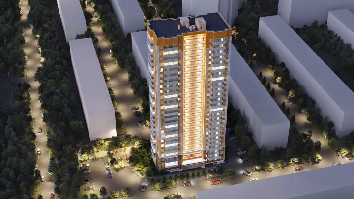 Студий нет: в новом жилом комплексе у «Золотой Нивы» действует низкая семейная ипотека