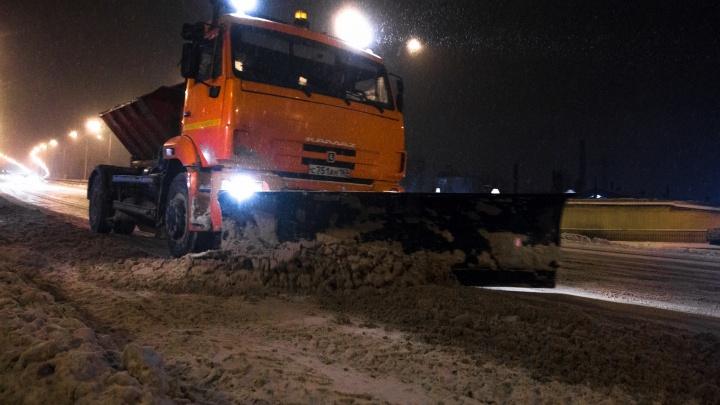 Пошли на рекорд: вывозить снег из Самары будут 189 самосвалов