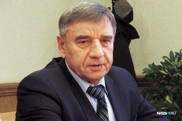 Главой Первомайского района Алексей Васильев проработал 26 лет