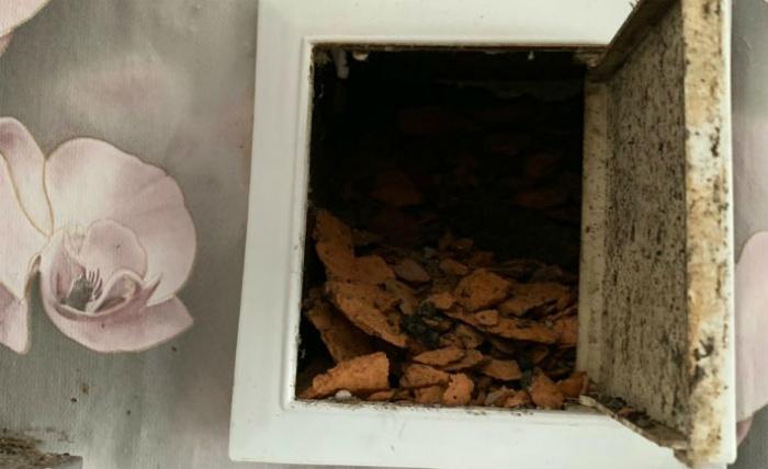 Проверка газовиков показала, что дымоходы в четырех домах неисправны и завалены мусором