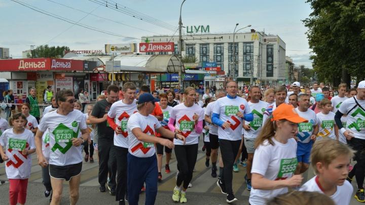 В дни международного марафона в Перми усилят меры безопасности