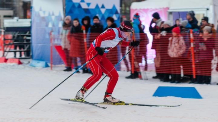 На эспланаде состоится лыжный спринт «Ёлки. Пермский период»