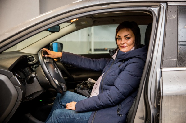 Екатерина отдала на растерзание «угонщикам» Nissan Qashqai 2014 года выпуска