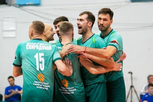 Уфимцы одержали четвертую победу в нынешнем сезоне