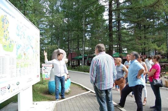 Бизнесмены оценили новые возможности развития на курортах в Абзаково и Банном