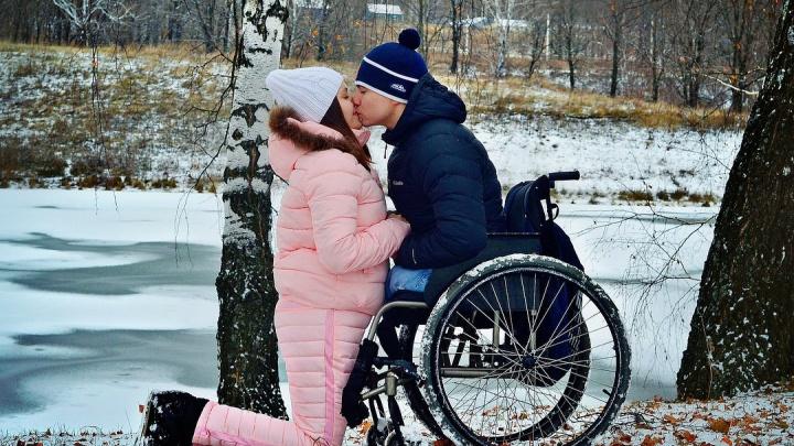 Жизнеутверждающий блог десантника, потерявшего ноги в Светлом, номинировали на премию Рунета