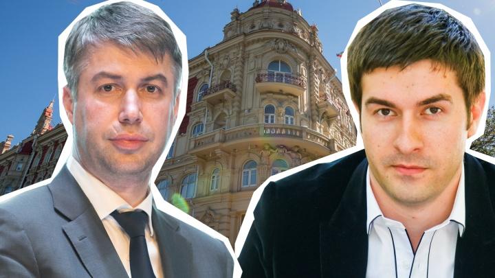 Сити-менеджером Ростова станет Логвиненко или Заревский