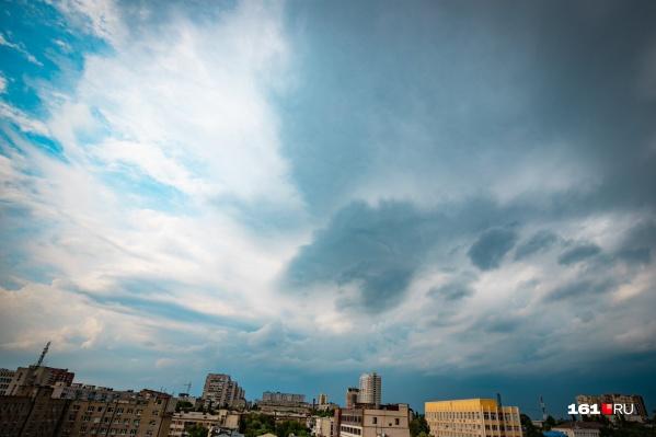 Рабочая неделя в Ростове будет пасмурной
