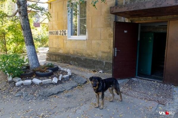Дом на улице Минской еще в 2012 году назвали аварийным