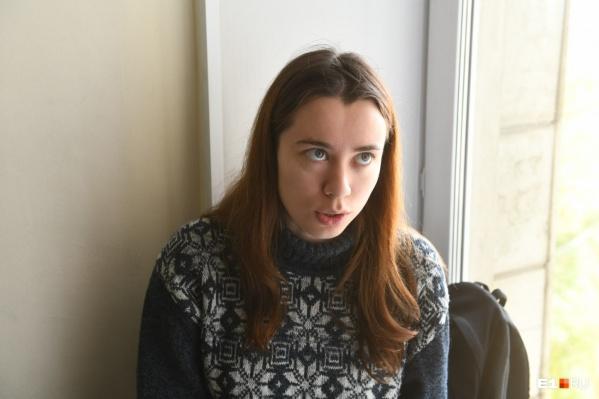 Сотрудница штаба Навального Виктория Райх сегодня ощутила себя обанкротившимся мультимиллиардером