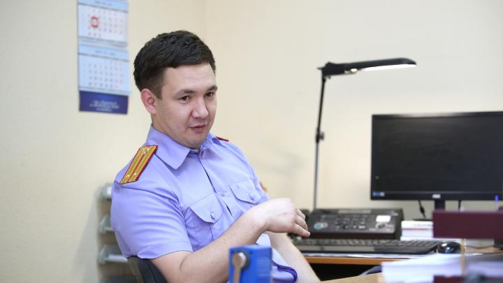 Лучший следователь России, который живет в Уфе: найти преступника можно и по рассыпанным зубочисткам