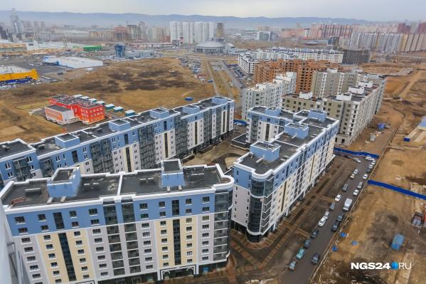 Микрорайон «Преображенский» должен стать огромным микрорайоном с 6–23-этажными домами