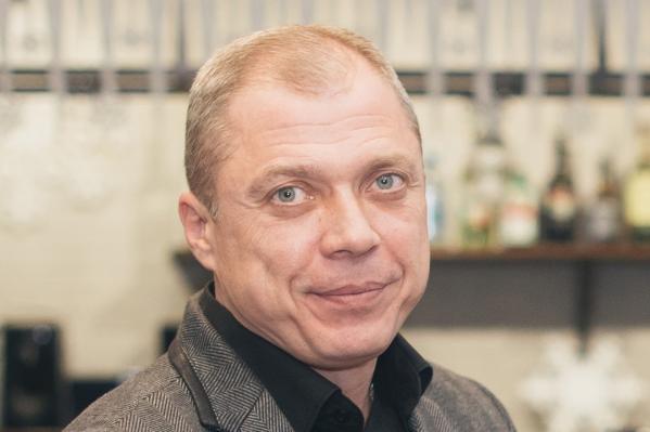 Валерий Студеникин вышел из офиса и пропал