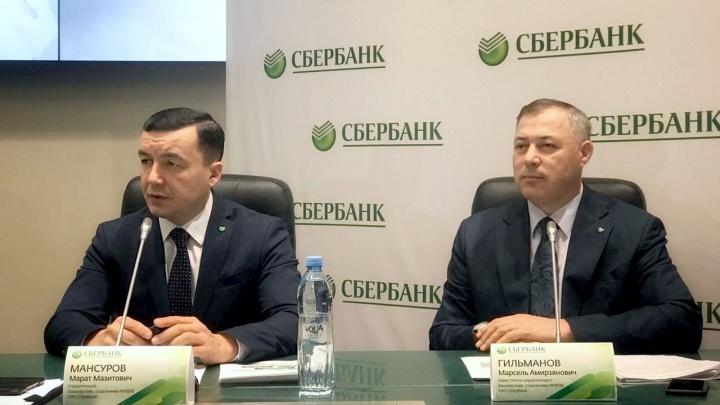 Жители Башкирии за год взяли кредитов в Сбербанке на 72 миллиарда рублей