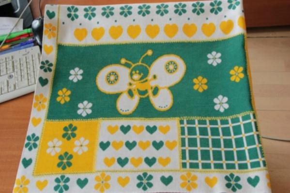 Рисунок для всех одеял стандартный, но цвета могут различаться