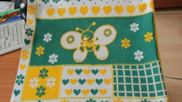 Уфимская фабрика «Агидель» заказала 55 тысяч одеял для младенцев