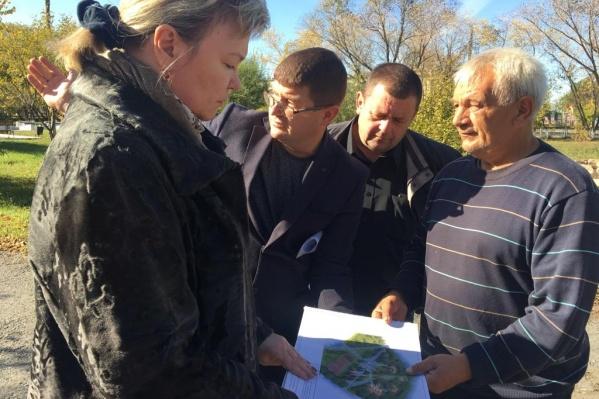 Глава Петуховского района назвал свою причину срыва сроков работ