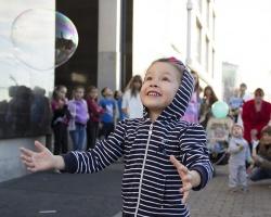 Запсибкомбанк устроил праздник для уфимских школьников