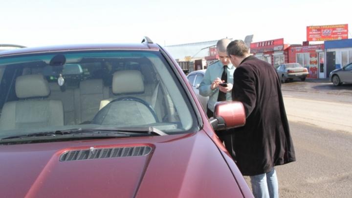 Мужчина продал автомобиль, прокутил все деньги, но заявил о его угоне, испугавшись жены