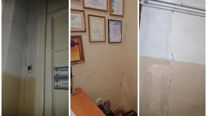 «Корпус не видел ремонта несколько десятков лет»: студент БГПУ пожаловался на условия в вузе