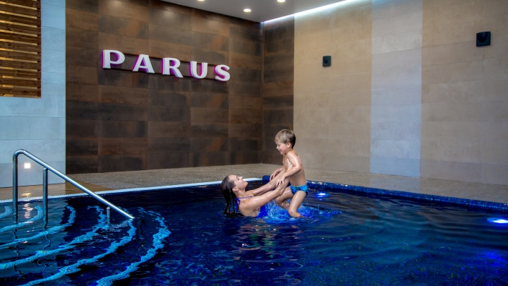 Майские каникулы на «ДАЧЕ» в PARUS medical resort&spa