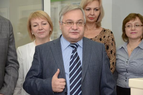 Михаил Садовой уволен с поста директора НИИТО на прошлой неделе