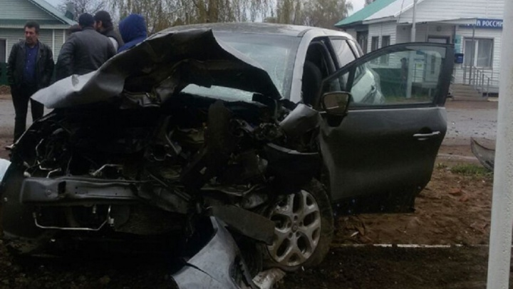 Водитель, устроивший смертельное ДТП в Башкирии, был пьян