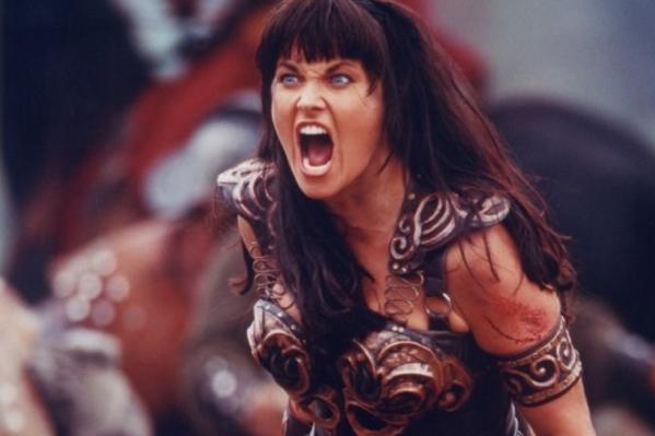 Зена — королева воинов, вряд ли она здесь злится из-за ПМС. Но на мемах о предменструальном синдроме часто используют именно этот кадр