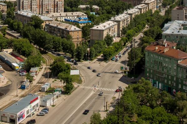 ДТП случилось на перекрёстке Котовского и Ватутина — пострадала 46-летняя прохожая
