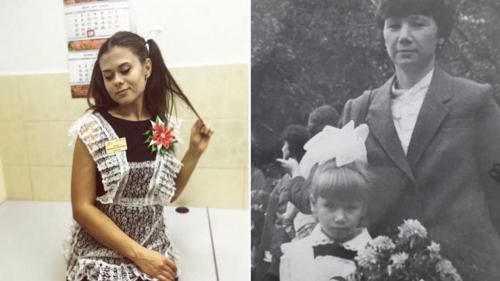 «Запомнила на всю жизнь»: красноярцы вспоминают свои школьные годы
