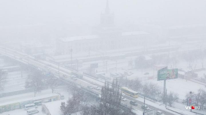 Снег и туман в комплекте: Волгоград с недельным опозданием накроет крещенскими морозами