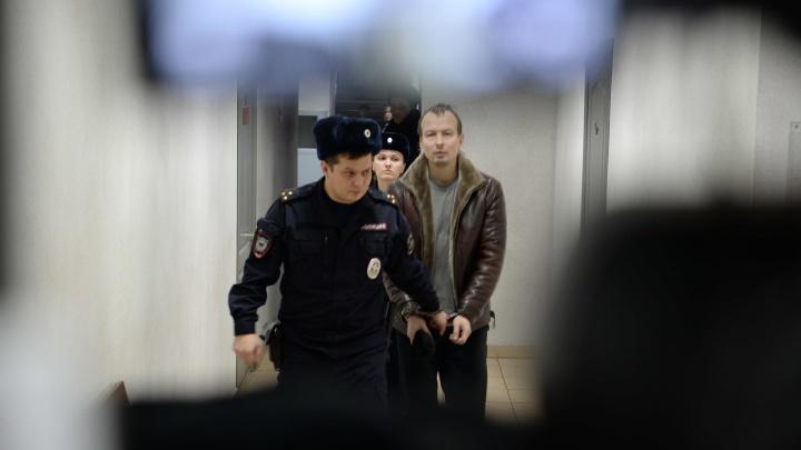 Подозреваемому в двойном убийстве на Уктусе назначили психиатрическую экспертизу