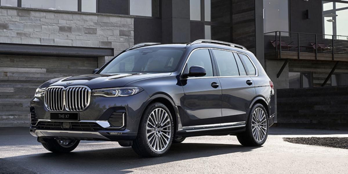 Абсолютно новый флагман BMW X7 представлен в дилерских центрах в Екатеринбурге. Познакомиться с ним можно на тест-драйве