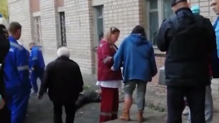 «Хотел в людей кинуть»: в общежитии на Южном Урале взорвали гранату