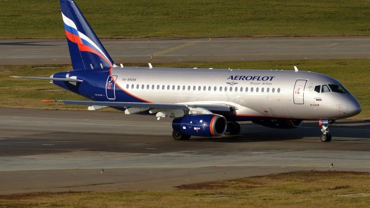 «Аэрофлот» вернул рейсы Superjet 100 до Челябинска, отменённые после трагедии в Шереметьево