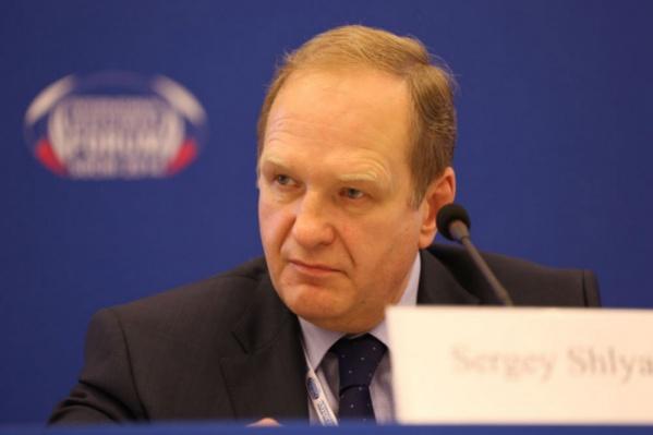 Сергей Шляков стал главным фигурантом дела