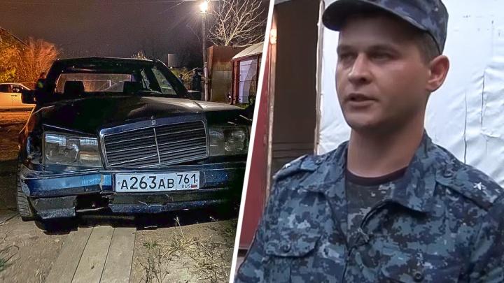 Азовский полицейский, сбивший Руслана Попова, рассказал свою версию произошедшего