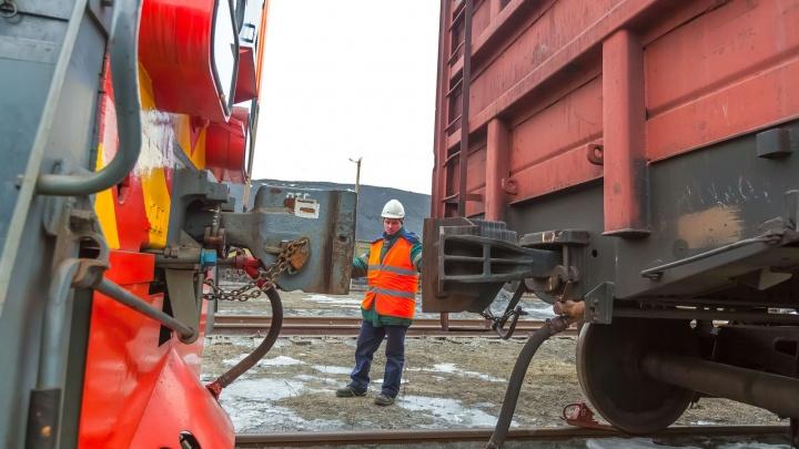 10 зауральцев пострадали на Южно-Уральской магистрали, когда переходили пути перед поездом