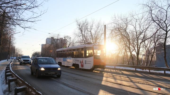 Разработку проекта реконструкции путепровода в Перми оценили в 21 миллион рублей