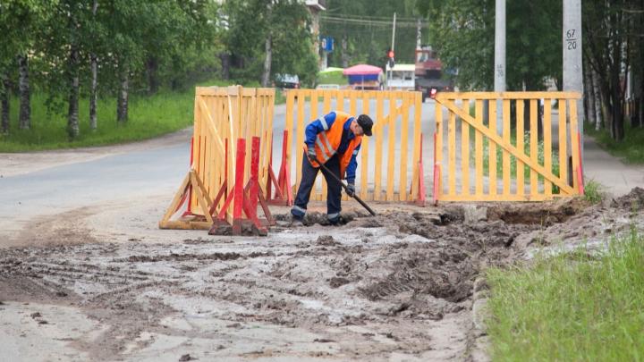 А был ли ремонт? Бизнесмен из Устьянского района пойдёт под суд за плохие дороги