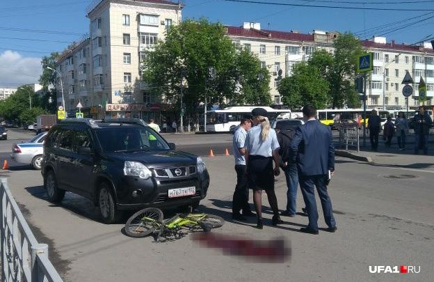Уфимке, которая сбила школьника на пешеходном переходе возле фирмы «Мир», ужесточили наказание