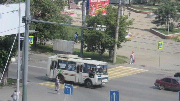 В Кургане автобус №330 меняет свой маршрут движения